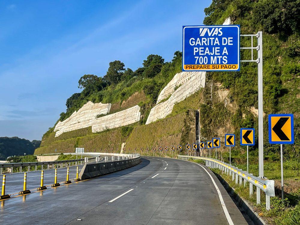 vas tramo ciudad guatemala
