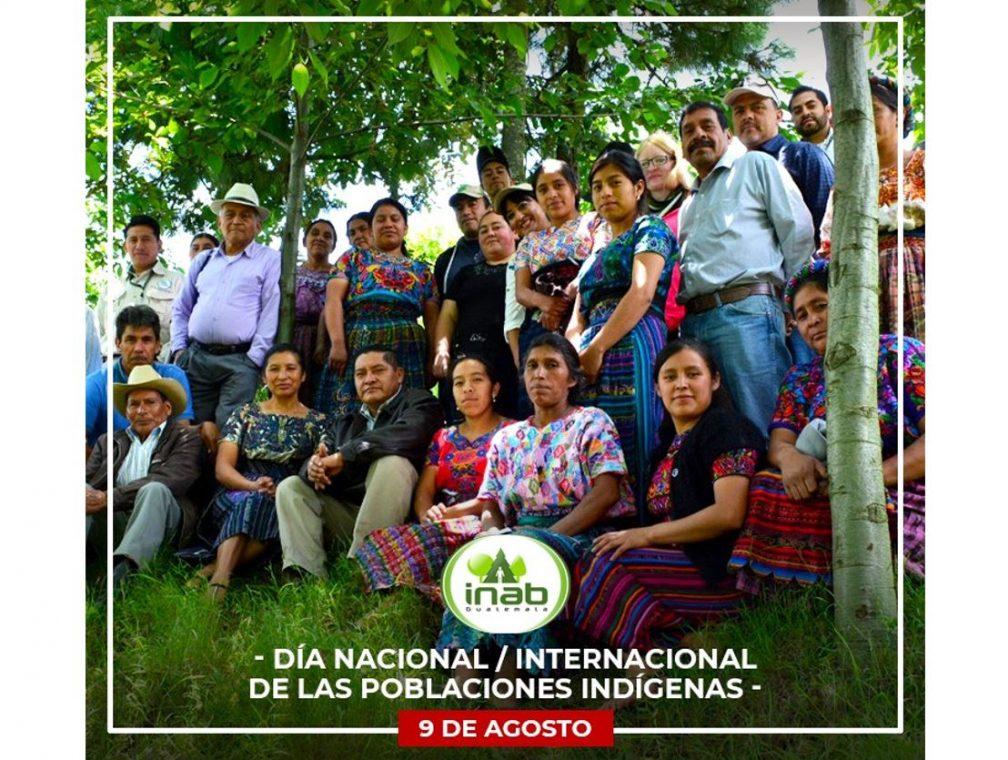 inab pueblos indigenas bosques