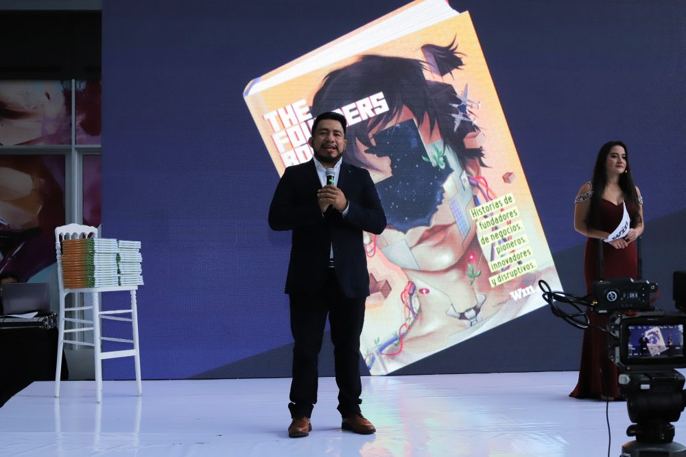 Lanzamiento The Founders Book 01