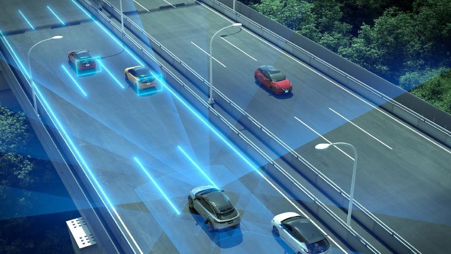Nissan Intelligent Mobility 1