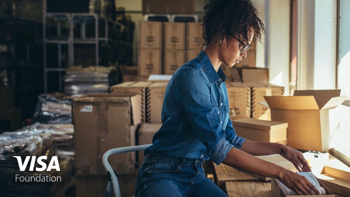 Visa Foundation - Social Image - Shipping