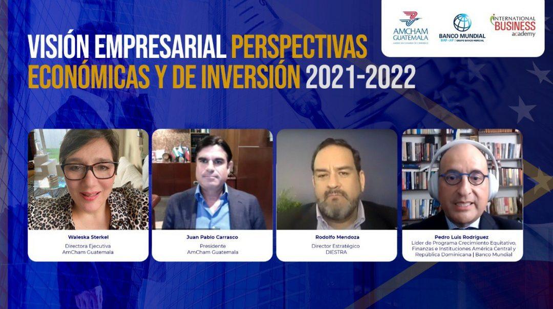 Visión empresarial amcham guatemala