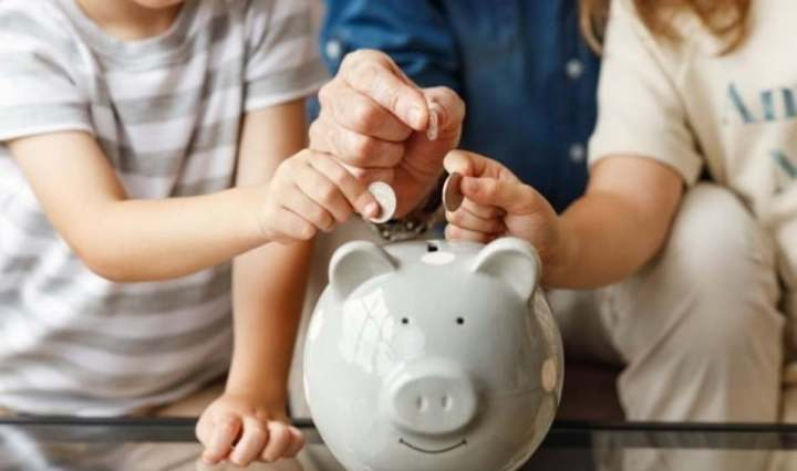 finanzas juego niños