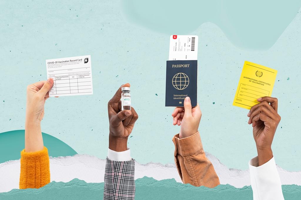 Pasaportes sanitarios eset