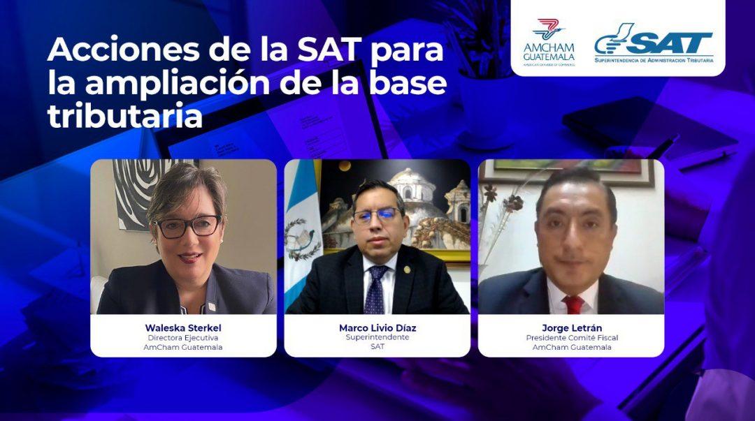 AmCham Guatemala- SAT
