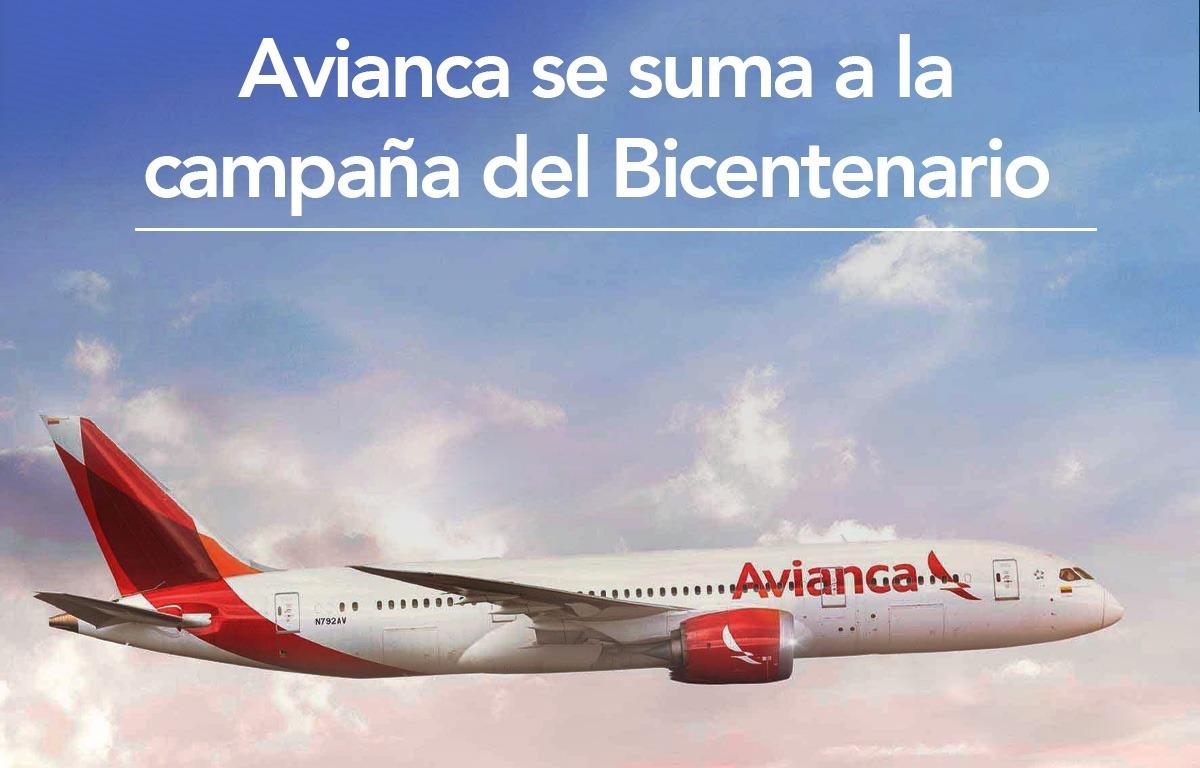 AVIaNCA bicentenario