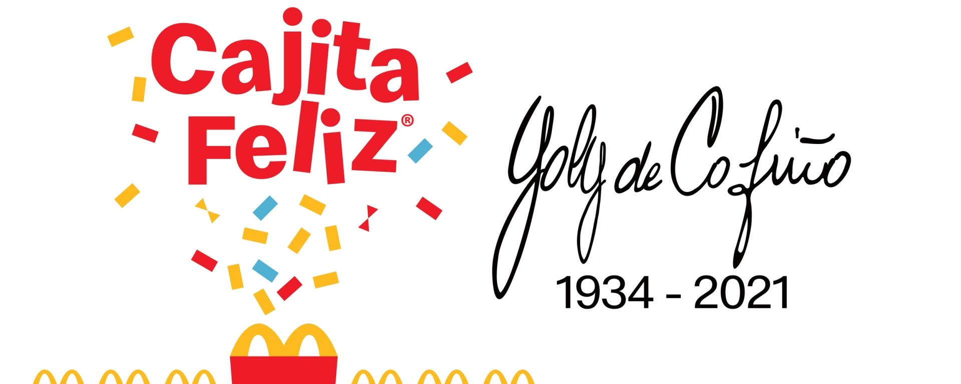 Cajita Feliz homenaje Doña Yoly 2