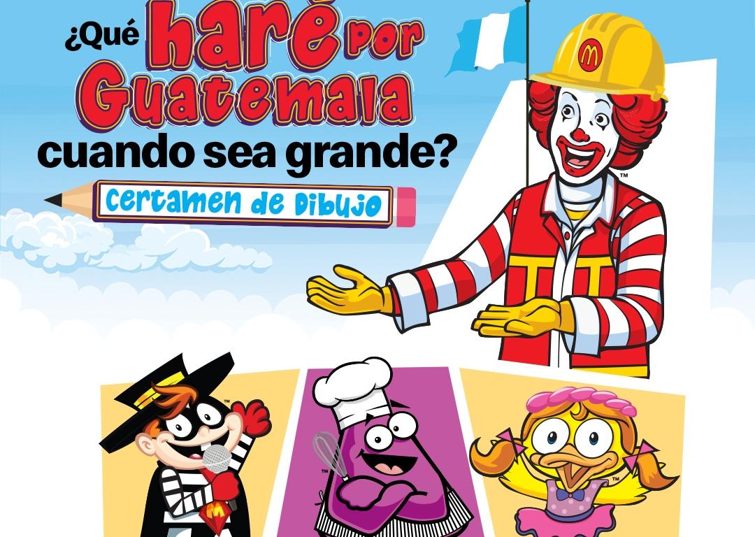 Certamen de cuentos McDonald's