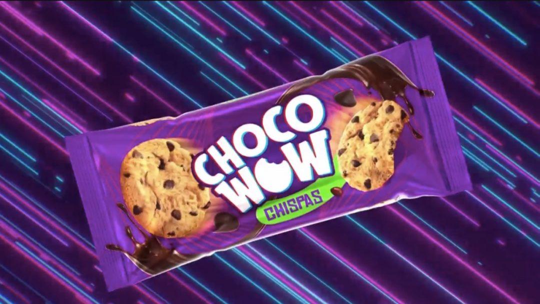 chocowow galletas