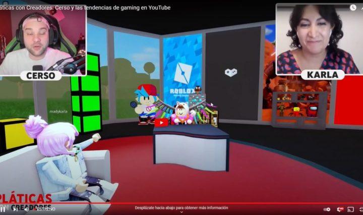 Creadores YouTube videojuegos