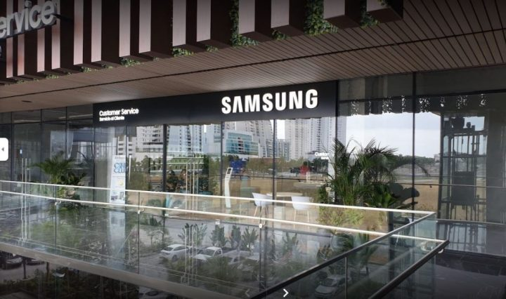 servicios del soporte al usuario tiendas Samsung