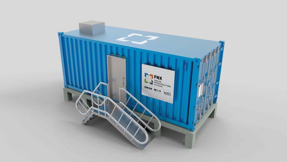 FNX PrefabA Forza Power Technologies