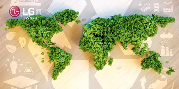 LG Electronics energía renovable