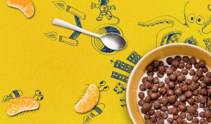 Fotografia cambio receta Nesquik Nestlé