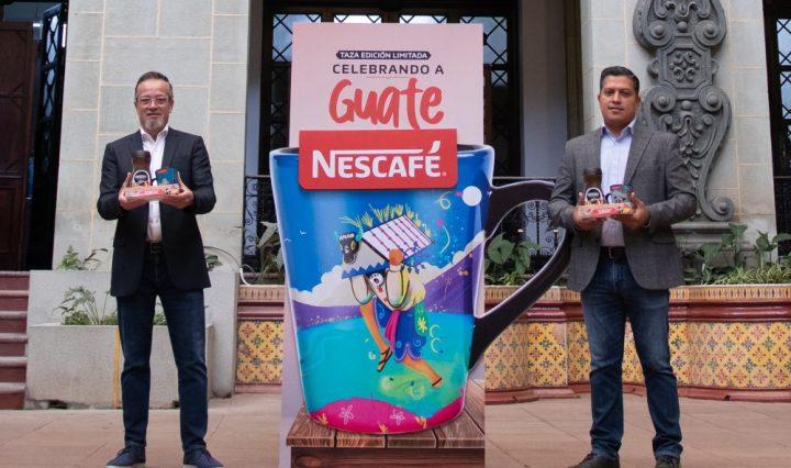 """Nestlé """"Celebrando a Guate"""" de Nescafé"""