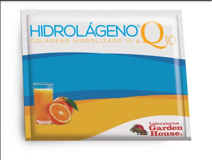 Hidrolageno Q10 Megalabs