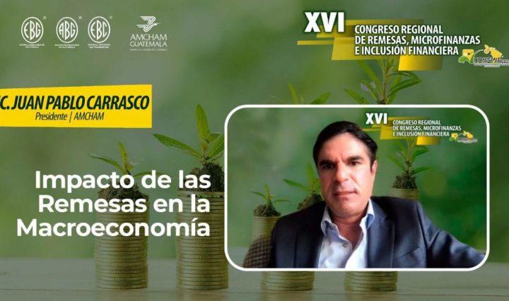 Juan Pablo Carrasco de Groote AmCham Guatemala