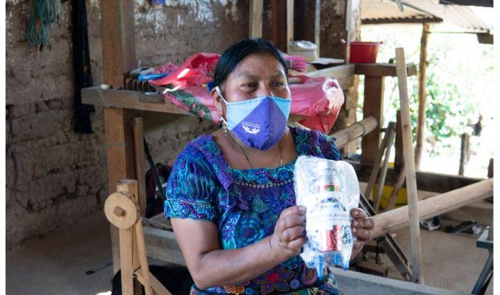 kits higiene mujer Puente de Amistad