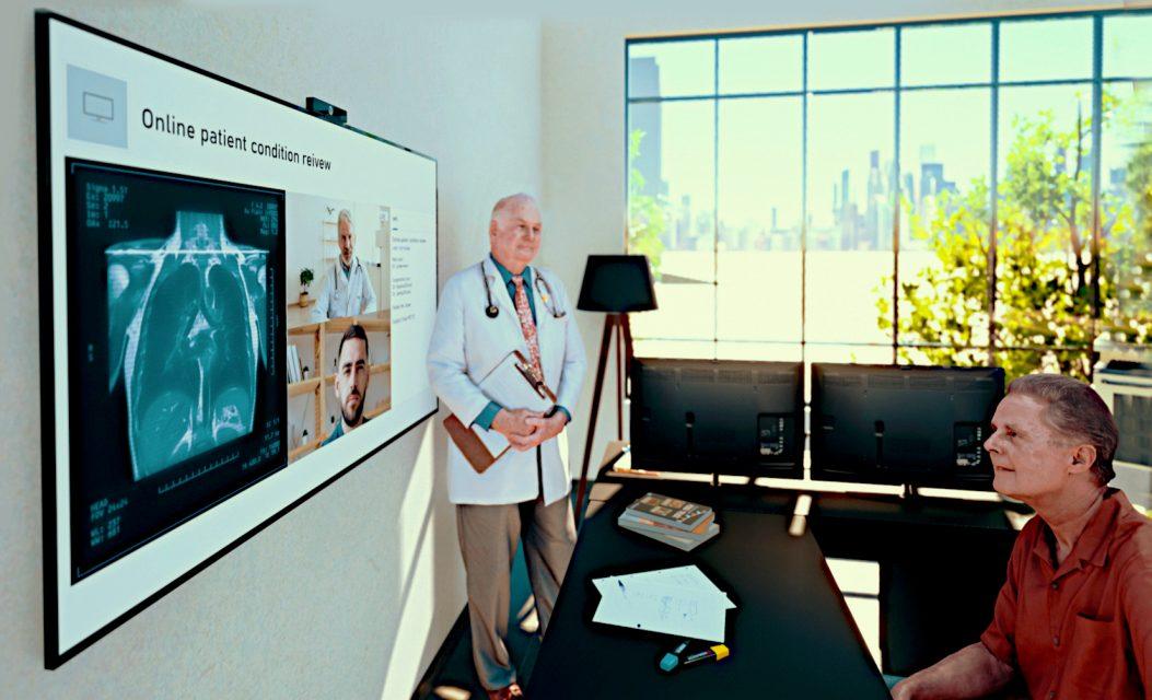 LG plataforma telemedicina