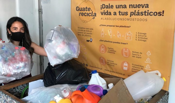 Recipuntos Guate Recicla 2021