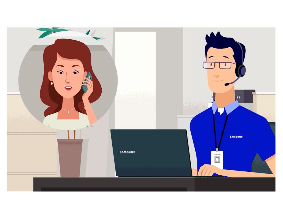 samsung atencion cliente virtual
