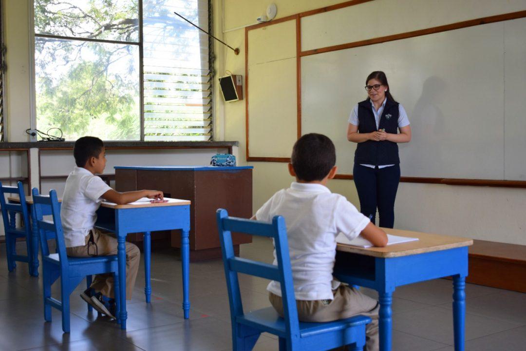 Colegio Monte María educación diferenciada