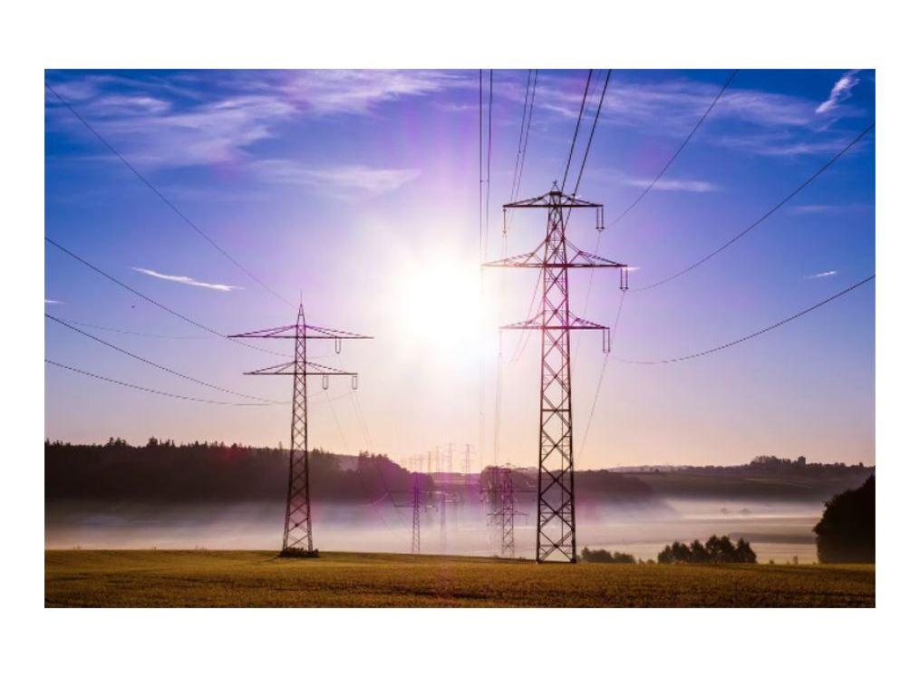 Consumo de energía primer semestre del 2021