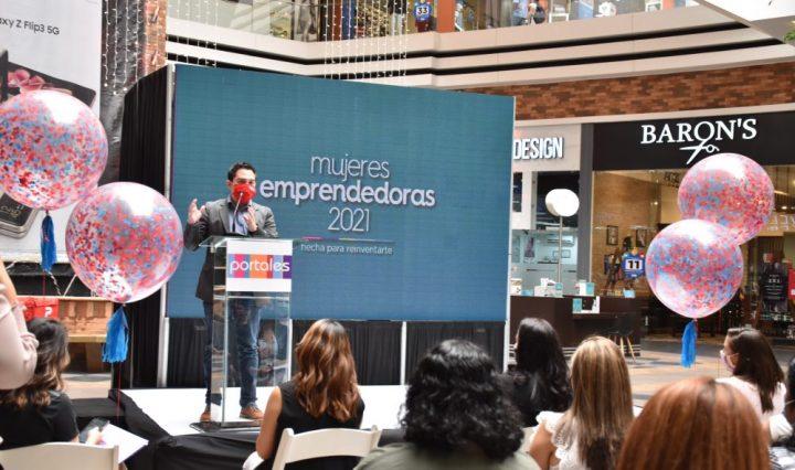 Spectrum Gran Foro de Mujeres Emprendedoras 2021 de Portales