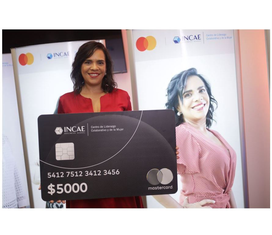 incae leads mujer mastercard