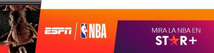 NBA-ESPN pretemporada star+