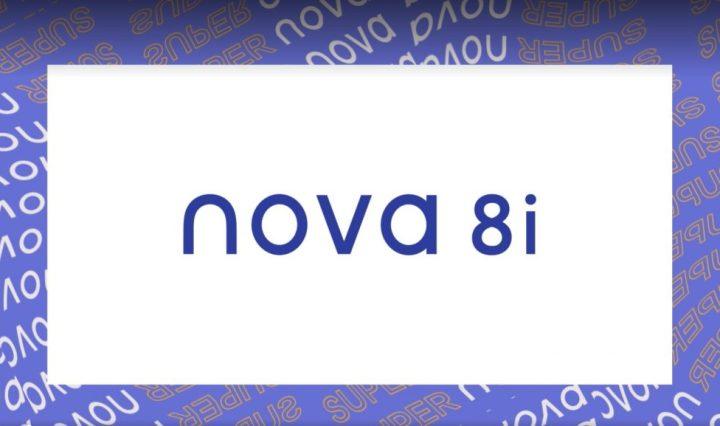 Nova 8i huawei