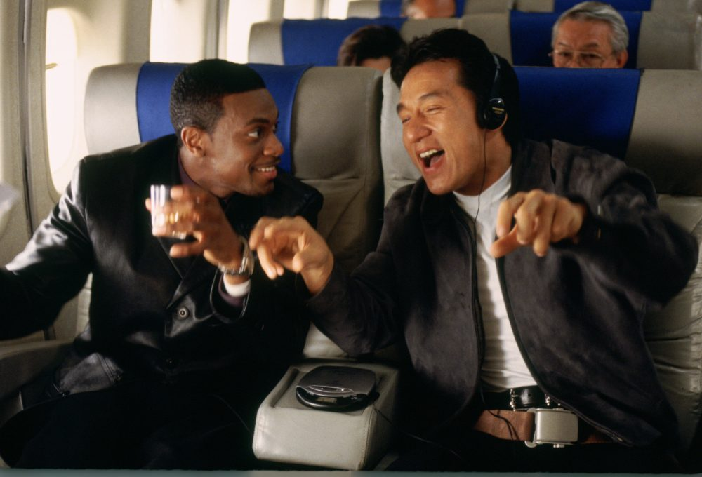 RUSH HOUR ARTES MARCIALES hbo max