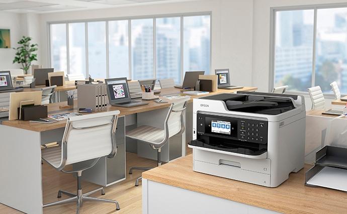 impresora ciberseguridad epson
